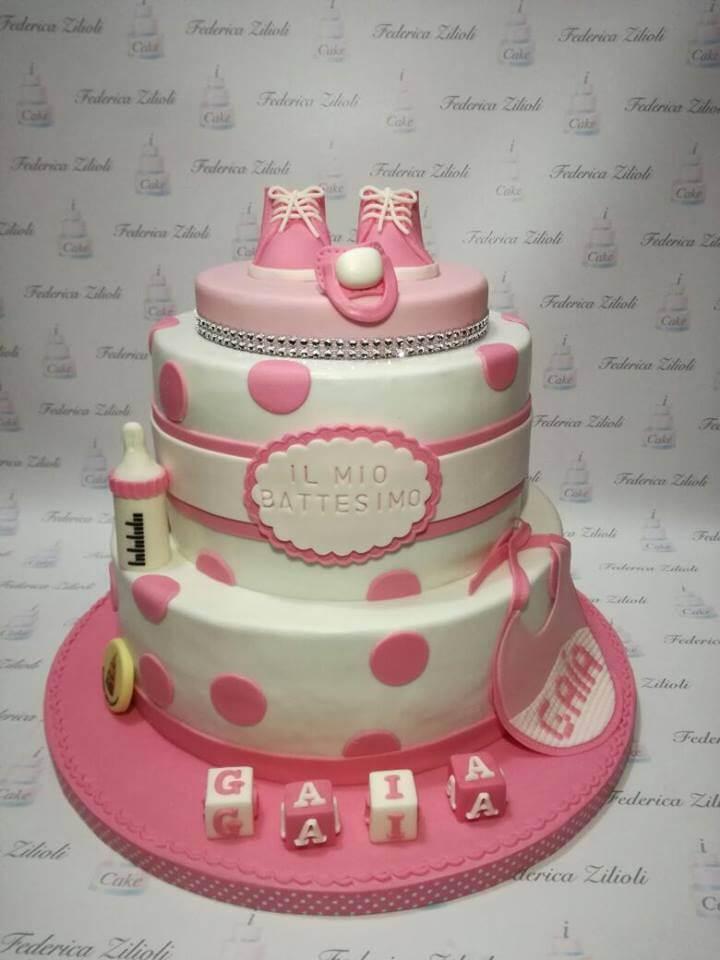 Torta Cake Design Dentista : torta-cake-design-battesimo - Cake Design Brescia by i-Cake